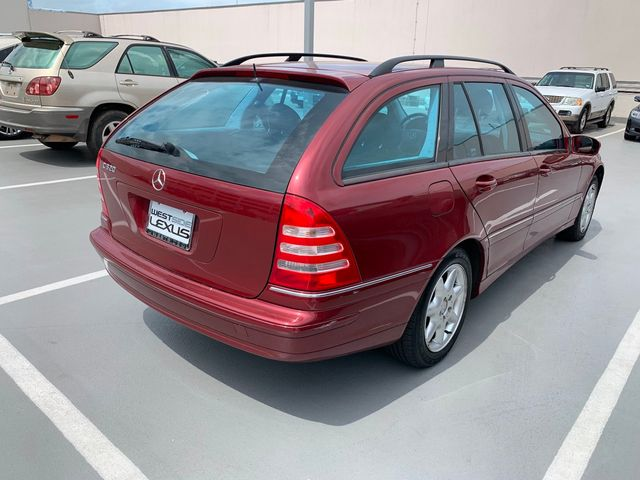 2002 Used Mercedes-Benz C-Class C320 4dr Wagon 3 2L at