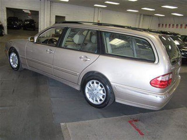 2002 Mercedes Benz E Class E320 4dr Wagon 3.2L   12881431   0