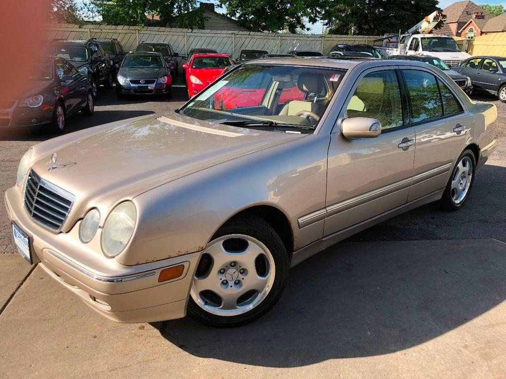 2002 Mercedes-Benz E-Class E430 - 17697161 - 0