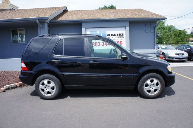 2002 mercedes-benz m-class ml320 4dr awd 3 2l - 17714136 - 2