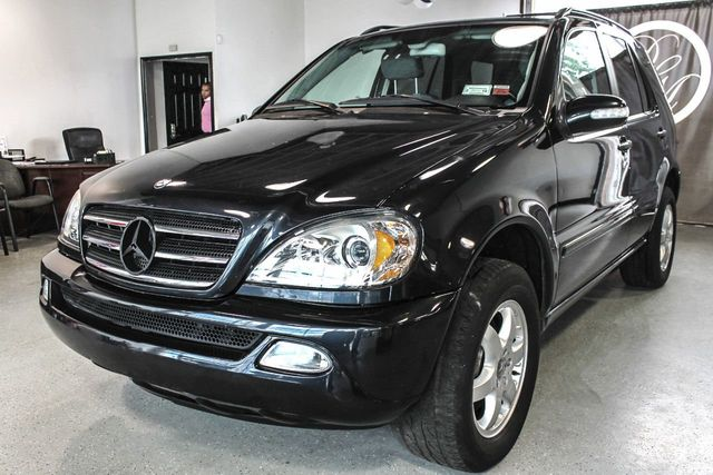 2002 Mercedes Benz M Cl Ml500