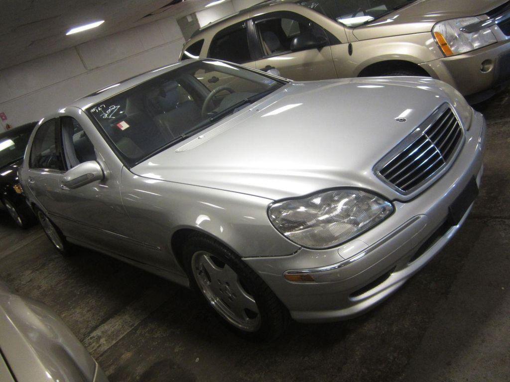 2002 Mercedes Benz S Cl S430 4 3l V8 Luxury 13449140