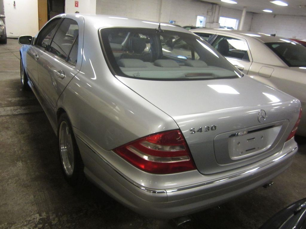 2002 mercedes benz s class s430 4 3l v8 luxury 13449140