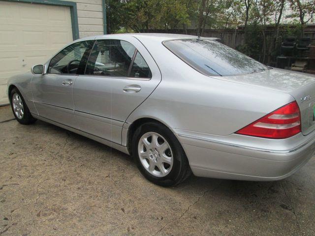 2002 Mercedes Benz S Cl S430 4dr Sedan 4 3l Wdbng70j2a227535