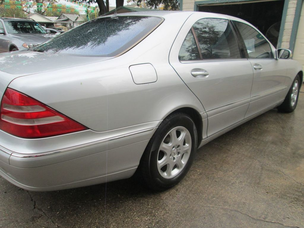 2002 Mercedes-Benz S-Class S430 4dr Sedan 4.3L - 14496611 - 2