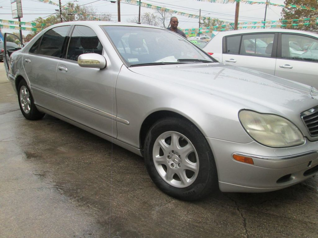 2002 Mercedes-Benz S-Class S430 4dr Sedan 4.3L - 14496611 - 3