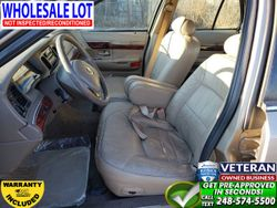 2002 Mercury Grand Marquis - 2MEFM75W72X631576