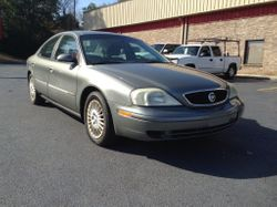 2002 Mercury Sable - 1MEFM50U92A629931