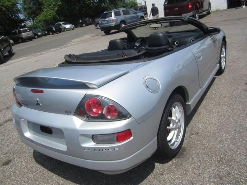 2002 Mitsubishi Eclipse Convertible 3 0l V6 Auto 13985193 0