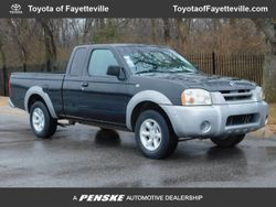 2002 Nissan Frontier 2WD - 1N6DD26S52C312565