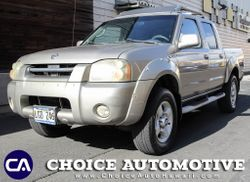 2002 Nissan Frontier 2WD - 1N6ED27T72C387618