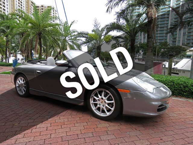 2002 Used Porsche 911 Carrera 2dr Carrera Cabriolet Tiptronic At Choice Auto Brokers Serving Fort Lauderdale Fl Iid 20168974