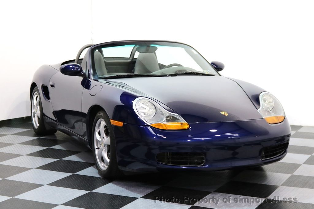 2002 used porsche boxster certified boxster roadster at