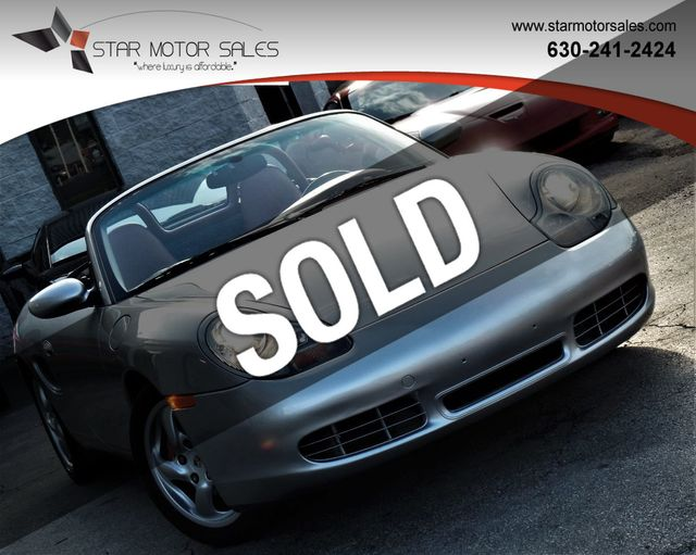 2002 Porsche Boxster S - Click to see full-size photo viewer