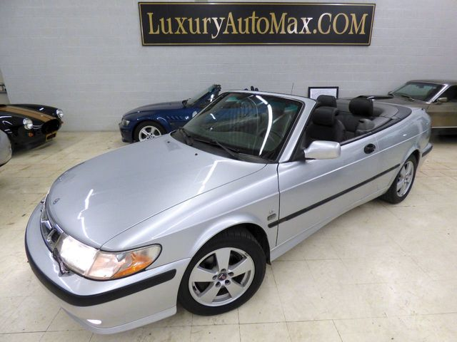Saab For Sale >> 2002 Saab 9 3 2dr Convertible Se For Sale Chambersburg Pa