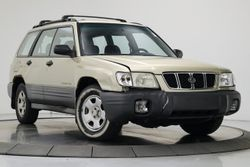 2002 Subaru Forester - JF1SF63562H733262