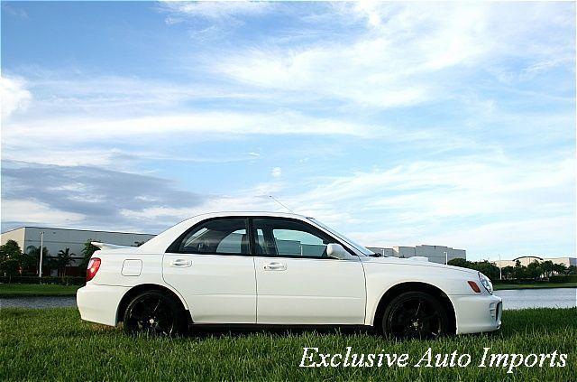 2002 Subaru Impreza Sedan WRX - Click to see full-size photo viewer