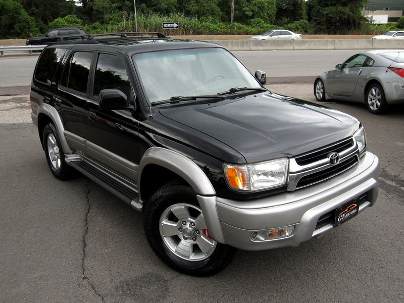 2002 Toyota 4Runner 4dr Limited 3.4L Automatic 4WD - 19177977 - 1