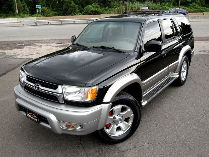 2002 Toyota 4Runner 4dr Limited 3.4L Automatic 4WD - 19177977 - 3