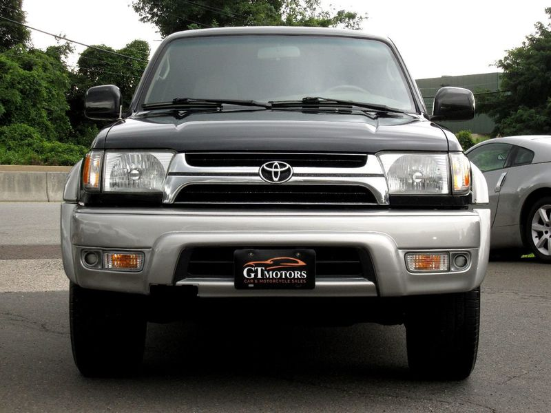 2002 Toyota 4Runner 4dr Limited 3.4L Automatic 4WD - 19177977 - 4