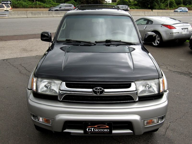 2002 Toyota 4Runner 4dr Limited 3.4L Automatic 4WD - 19177977 - 5