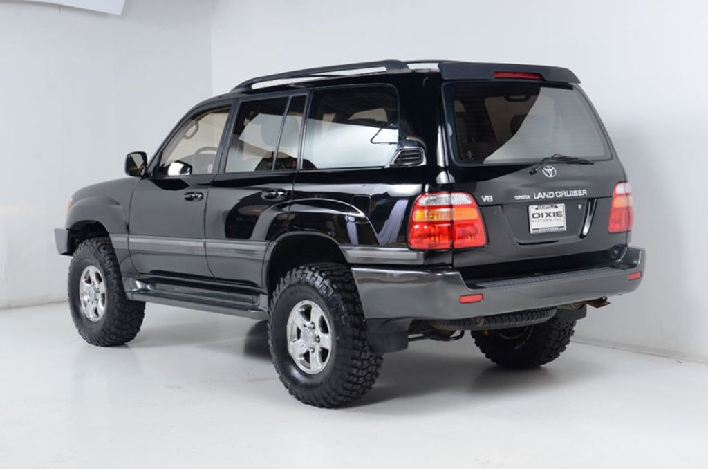 2002 Toyota Land Cruiser 4WD-HEATED SEATS-DUAL POWER SEATS-CLEAN CAR-FAX 1-OWNER - 16604060 - 9