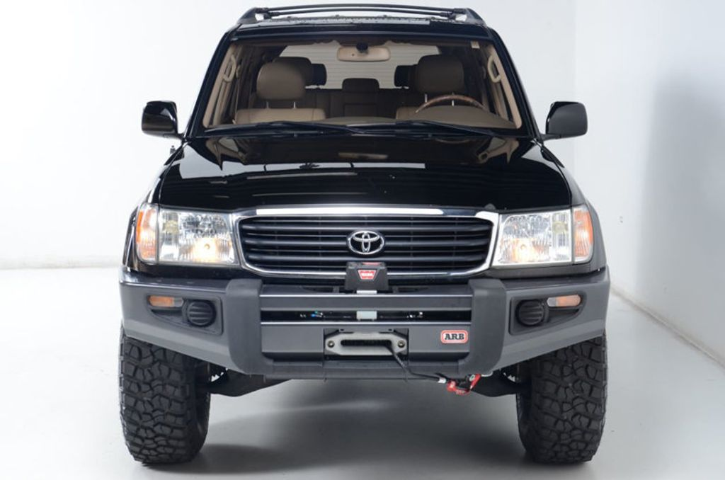 2002 Toyota Land Cruiser 4WD-HEATED SEATS-DUAL POWER SEATS-CLEAN CAR-FAX 1-OWNER - 16604060 - 7