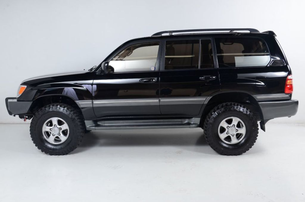 2002 Toyota Land Cruiser 4WD-HEATED SEATS-DUAL POWER SEATS-CLEAN CAR-FAX 1-OWNER - 16604060 - 8