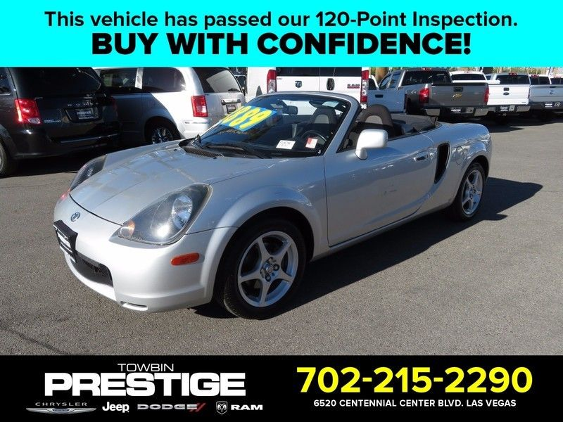2002 Toyota MR2 Spyder  - 16938909 - 0