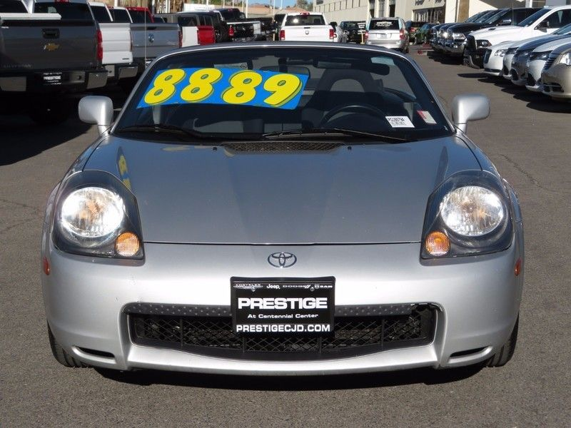 2002 Toyota MR2 Spyder  - 16938909 - 1