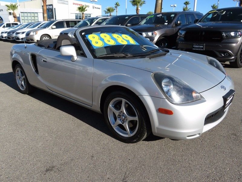 2002 Toyota MR2 Spyder  - 16938909 - 2