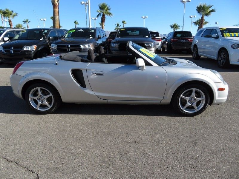2002 Toyota MR2 Spyder  - 16938909 - 3