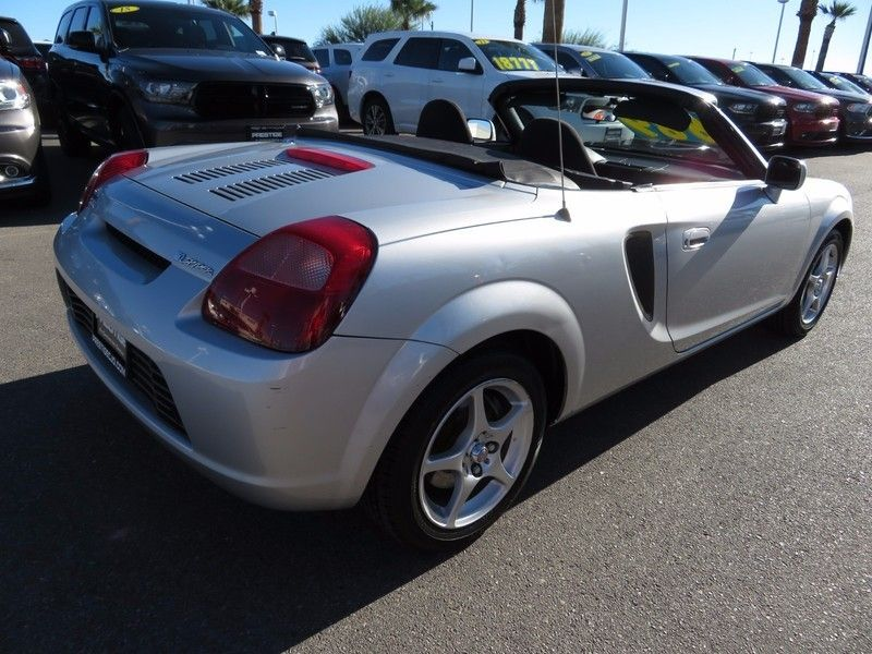 2002 Toyota MR2 Spyder  - 16938909 - 4