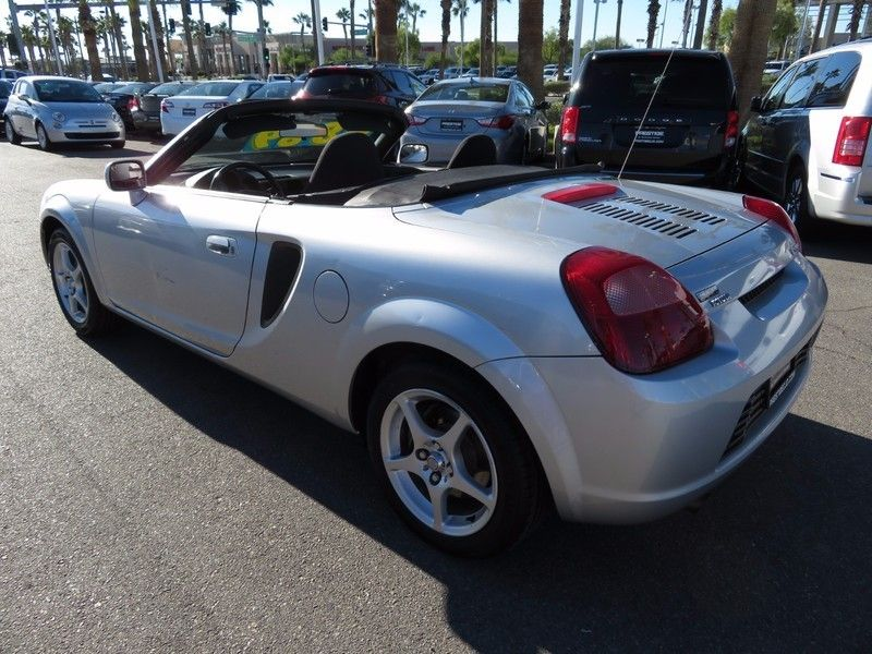2002 Toyota MR2 Spyder  - 16938909 - 6