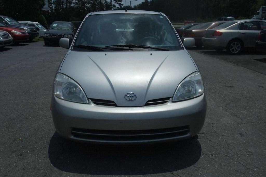 2002 Toyota Prius Base Trim 10502220 1