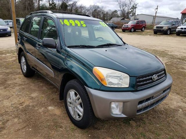 Used Cars Florence Sc >> 2002 Toyota RAV4 4dr Automatic SUV for Sale Florence, SC - $4,995 - Motorcar.com