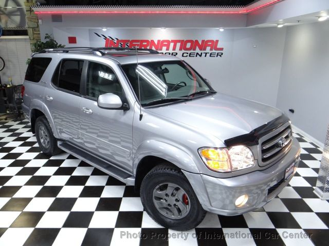 2002 used toyota sequoia 4dr limited 4wd at international car center serving lombard il iid 20261433 2002 used toyota sequoia 4dr limited 4wd at international car center serving lombard il iid 20261433