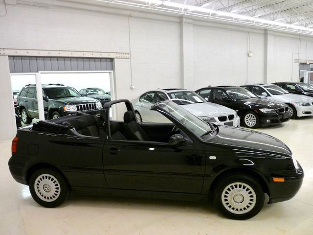 2002 used volkswagen cabrio gl at luxury automax serving