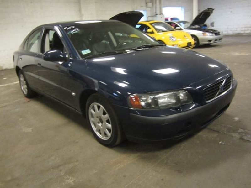 2002 Used Volvo S60 2.4 4dr Sedan at Contact Us Serving Cherry Hill, NJ, IID 14953801