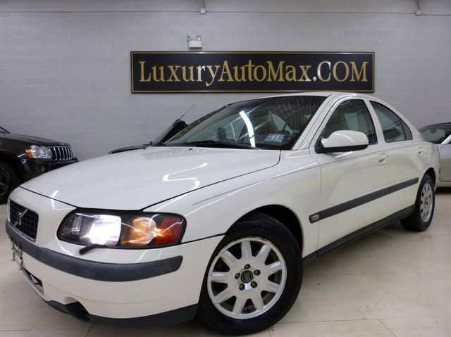 2002 Used Volvo S60 24 A Sr 4dr Sedan Automatic Wsunroof At Luxury Rhluxuryautomax: 2002 Volvo S80 Battery Location At Gmaili.net