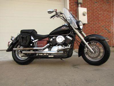 2002 Yamaha XVS 650 A Classic