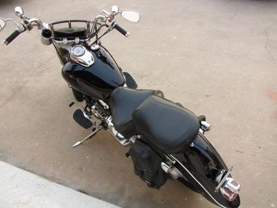 2002 Yamaha XVS 650 A Classic - Click to see full-size photo viewer