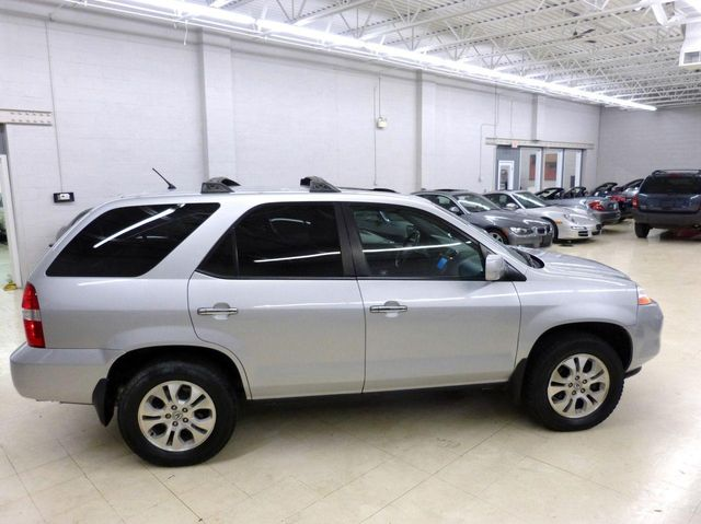 Used Acura MDX Dr SUV Touring Pkg At Luxury AutoMax Serving - Acura 2003 mdx
