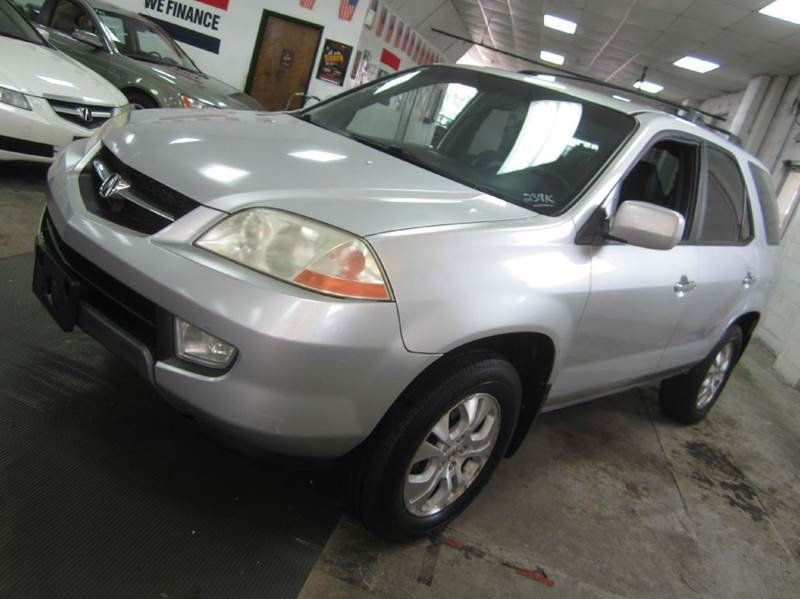 2003 Used Acura MDX AWD / TOURING PKG / NAVI at Contact Us Serving