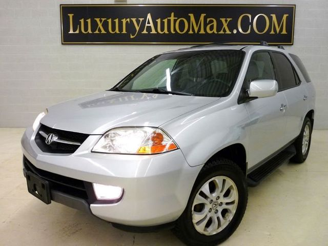 Used Acura MDX Touring At Luxury AutoMax Serving Chambersburg - Acura 2003 mdx