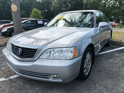 2003 Acura RL 4dr Sedan - Click to see full-size photo viewer