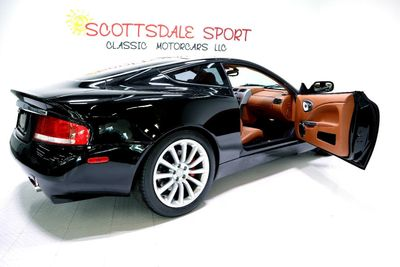 2003 Aston Martin VANQUISH 2+2 * ONLY 4K Miles...Collectable Grade - Click to see full-size photo viewer