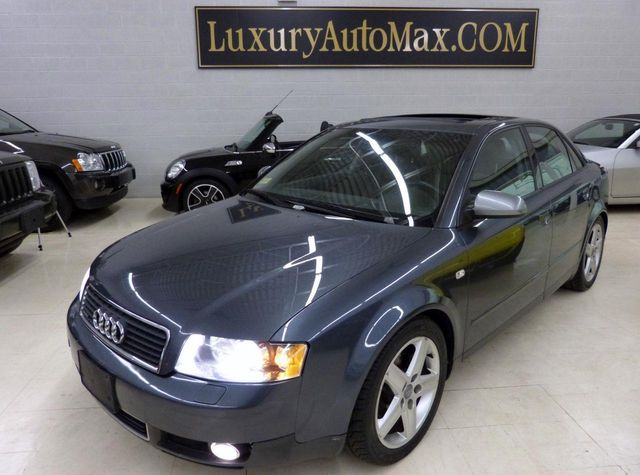 2003 Used Audi A4 18t Quattro At Luxury Automax Serving