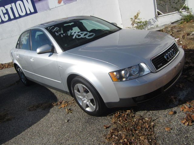 2003 Used Audi A4 30 Quattro At Contact Us Serving Cherry Hill Nj