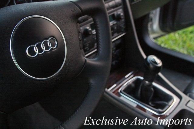 2003 Audi A4 4dr Sdn 3.0L quattro AWD Man - Click to see full-size photo viewer